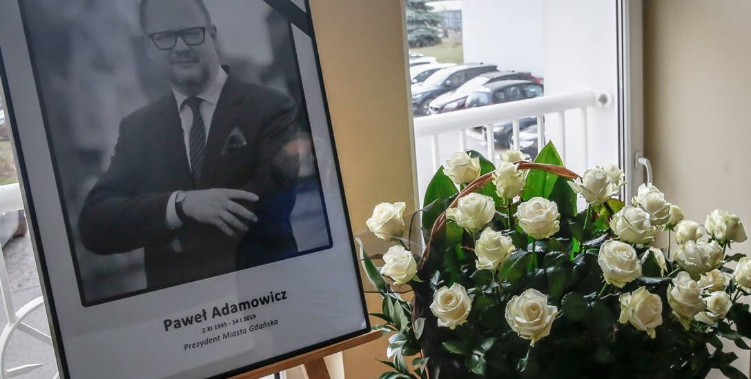 Pogrzeb Pawła Adamowicza w sobotę 19.01.2019 r. Jest oficjalna data pochówku prezydenta Gdańska! W środę poznamy szczegóły uroczystości