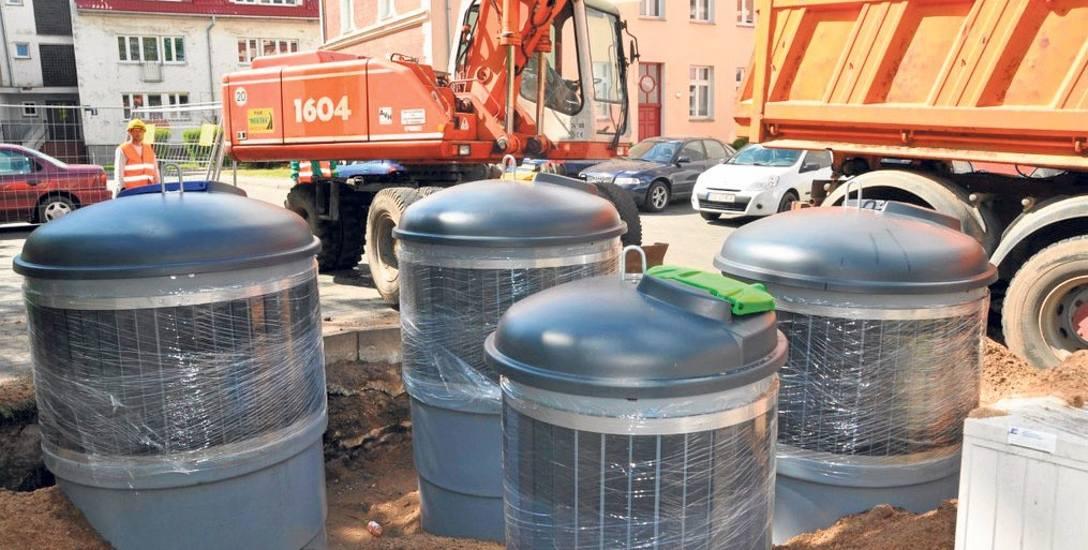 Gorąca dyskusja koszalińskich radnych wokół pojemników na odpady