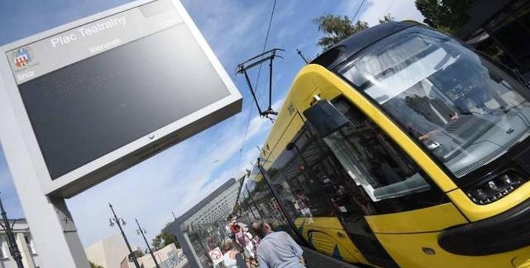 Tablice od kilku lat zamontowane są już na przystankach tramwajowych. Teraz czas na autobusowe