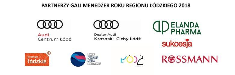 Menedżer Roku Regionu Łódzkiego 2018. Zwycięzcami: Mariusz Golec, Magdalena Malaczyńska i Krzysztof Bednarek [ZDJĘCIA, FILM]