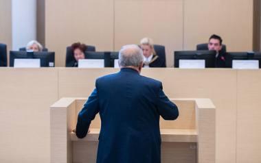 W czwartek w poznańskim sądzie przesłuchano Krystiana Cz., byłego milicjanta, a potem jedną z głównych postaci Elektromisu.