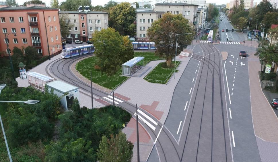 Film do artykułu: Kraków. Remont torowiska do Bronowic. Zobacz, jak będzie wyglądało po remoncie [WIZUALIZACJE]