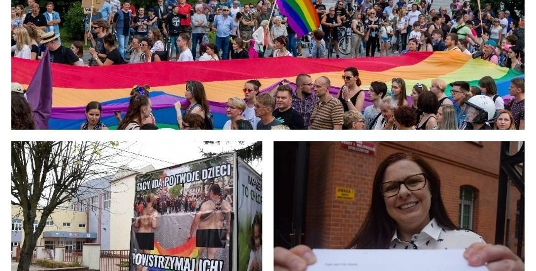 Idzie Marsz Równości. Jedni go chcieli, inni protestowali