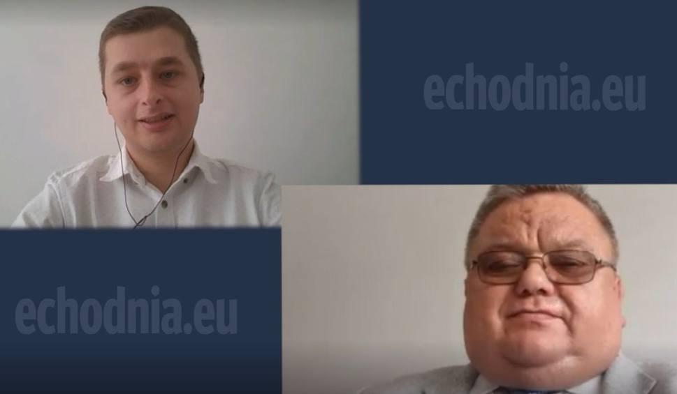 Film do artykułu: Rozmowa z wójtem Mirowa, Arturem Siwiorkiem: - Życzyłbym sobie, aby ewentualna czwarta fala koronawirusa przeszła bokiem (WIDEO)