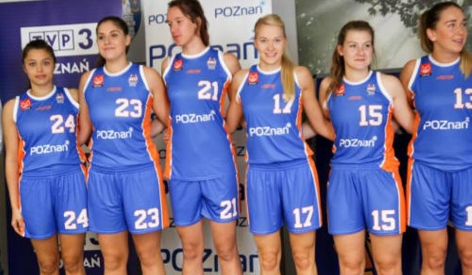 Film do artykułu: Pięć najwyższych koszykarek poznańskich drużyn [ZDJĘCIA]