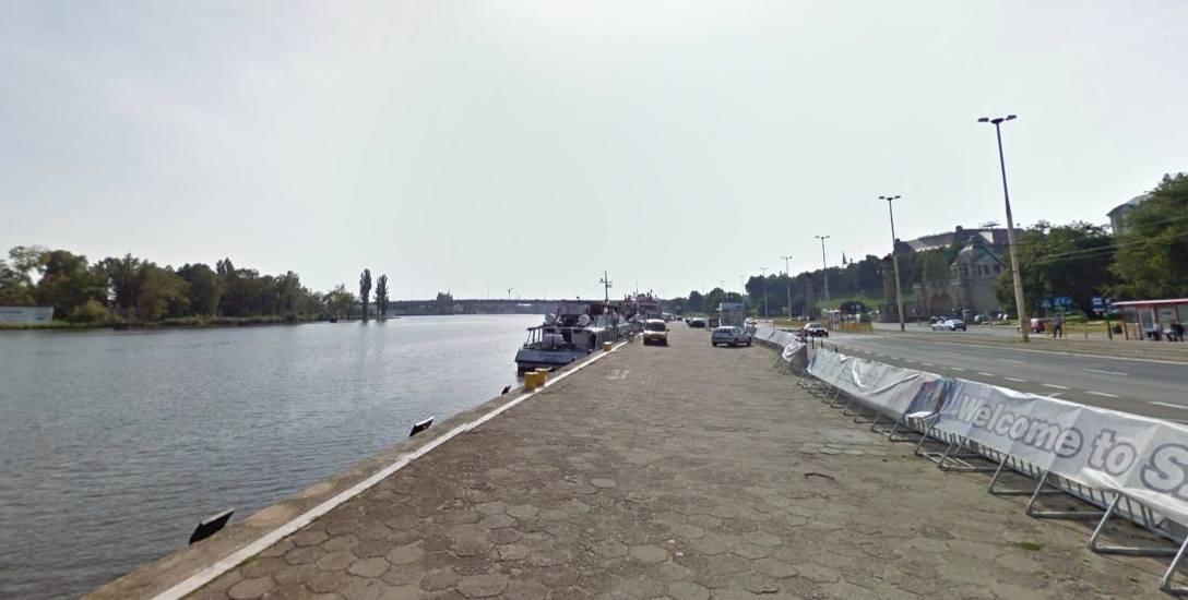 Dwóch skłóconych wspólników o szczecińskie nabrzeże