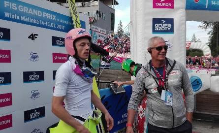 Polacy na podium letniej GP w skokach narciarskich w Wiśle