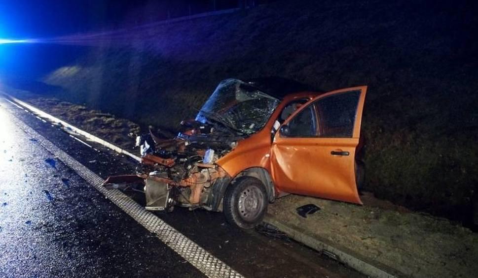 Film do artykułu: Śmiertelny wypadek na obwodnicy Słupska. Zmarła druga ofiara (wideo, zdjęcia)
