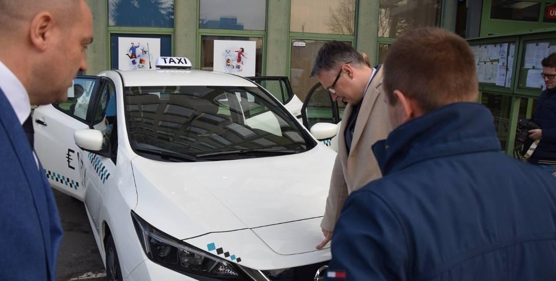 Firma Ekoenergetyka-Polska uruchomi własną firmę taksówkarską z pojazdami elektrycznymi