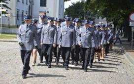 Święto policji 2016 w Łowiczu (Zdjęcia)