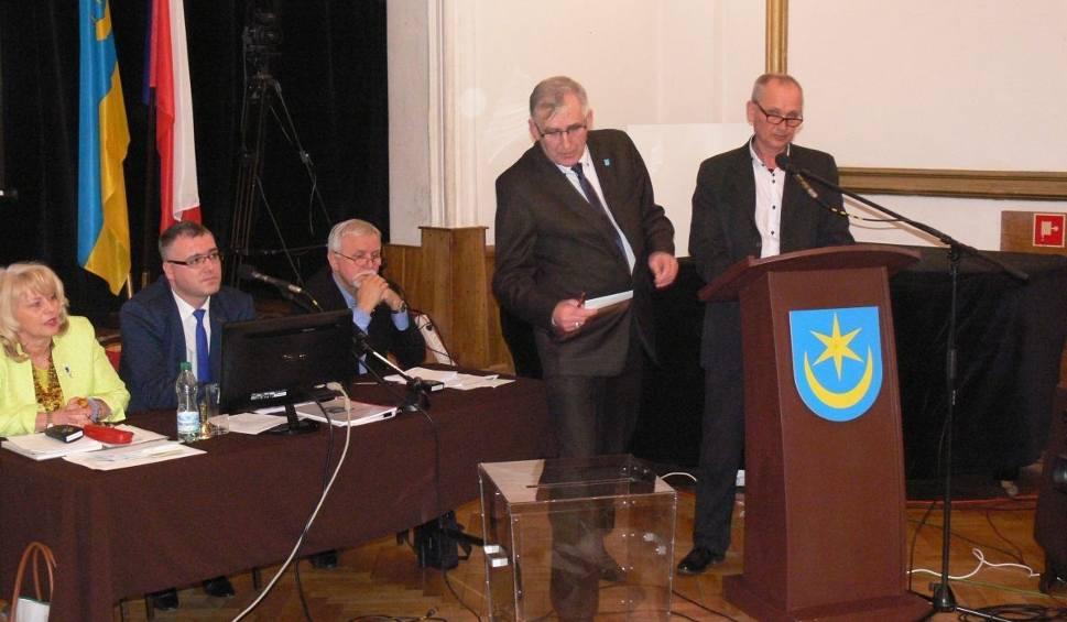 Film do artykułu: Przewodniczący Rady Miasta w Tarnobrzegu odwołany!