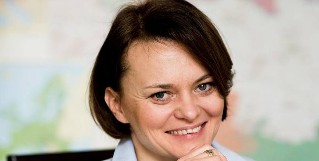 Jadwiga Emilewicz: - Przedsiębiorca na podstawie zapisów Konstytucji Biznesu będzie mógł dochodzić wielu roszczeń, jeśli zdarzy się, że administracja