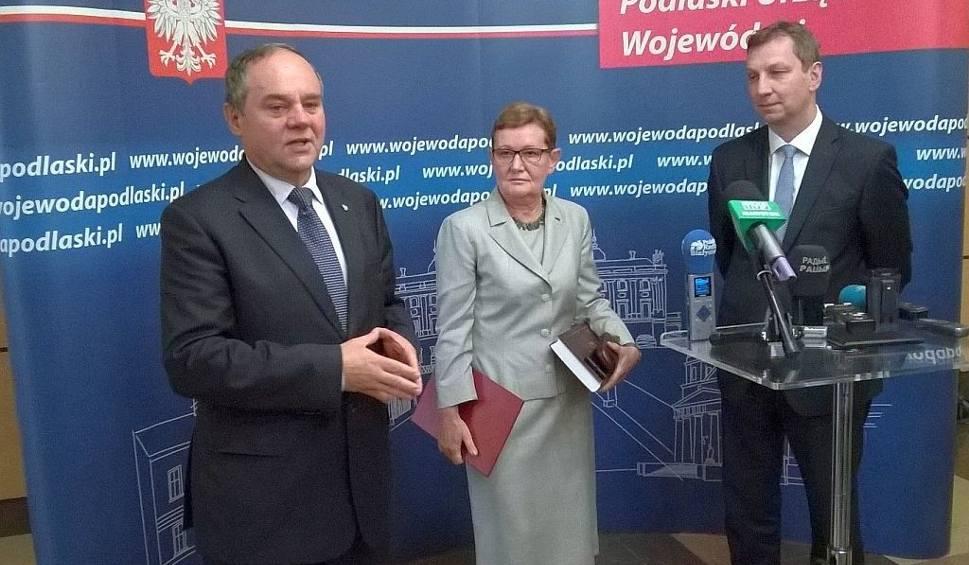 Film do artykułu: Ewa Bończak-Kucharczyk będzie tworzyć gminę Grabówka (wideo)