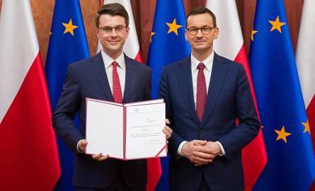 58fbf8b96f465 Oficjalnie: Piotr Müller ze Słupska nowym rzecznikiem rządu