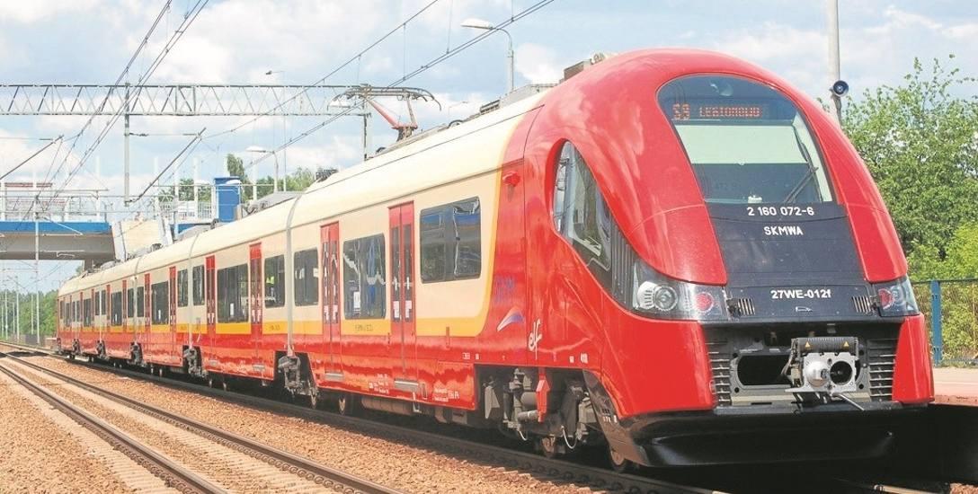 Pociągi  Szybkiej Kolei Aglomeracyjnej mają wyruszyć na trasę do połowy grudnia tego roku