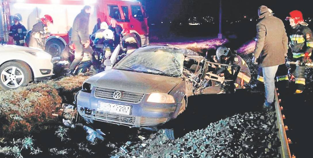 Do wypadku doszło 27 lutego tego roku na przejeździe kolejowym w Opolu Chmielowicach. Na miejscu zginęły cztery osoby - obywatele Ukrainy.