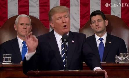 Donald Trump: To nie współczucie, ale bezmyślność pozwalać na niekontrolowany napływ imigrantów