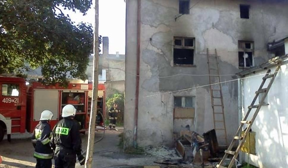 Pożar Mieszkania W Karlinie To Było Zaprószenie Ognia Gk24pl