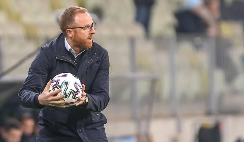 Film do artykułu: Piotr Stokowiec, trener Lechii Gdańsk: Proponujemy terminy, a to nie jest uwzględniane. Jestem zły na tę sytuację