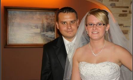 Ślub w dobrym TOwarzystwie, Agnieszka Adamowicz i Seweryn Dąbrowski - zobacz zdjęcia