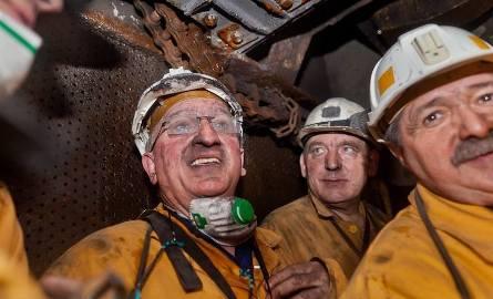Abp Skworc i nuncjusz apostolski zjechali do kopalni JSW ZDJĘCIA