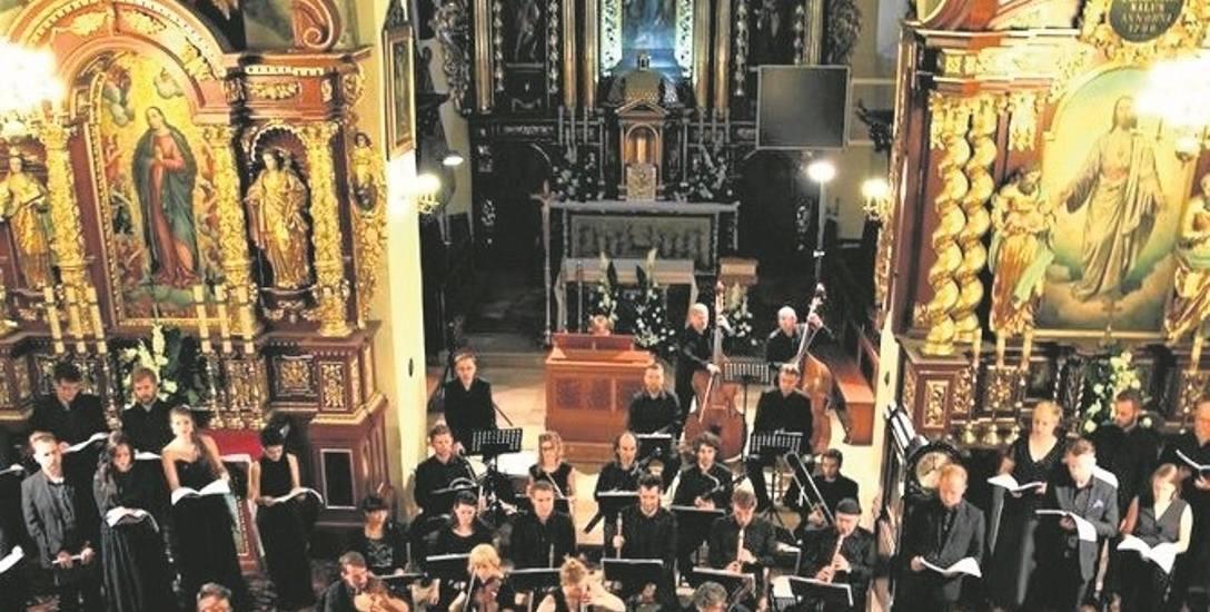 W tym roku muzyka dawna nie zabrzmi w murach klasztoru   w Starym Sączu. Koncert odbędzie się w kościele św. Elżbiety