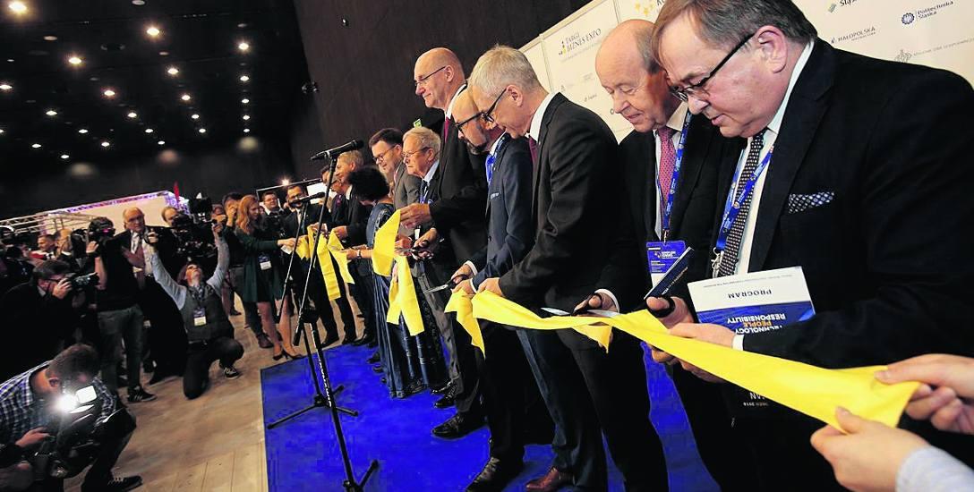 8. Międzynarodowy Kongres Małych i Średnich Przedsiębiorstw w katowickim MCK potrwa do 19 października 2018