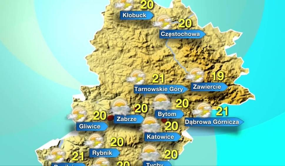 Film do artykułu: Prognoza pogody na 24 kwietnia WIDEO Wtorek pogodny, deszcz tylko na południu