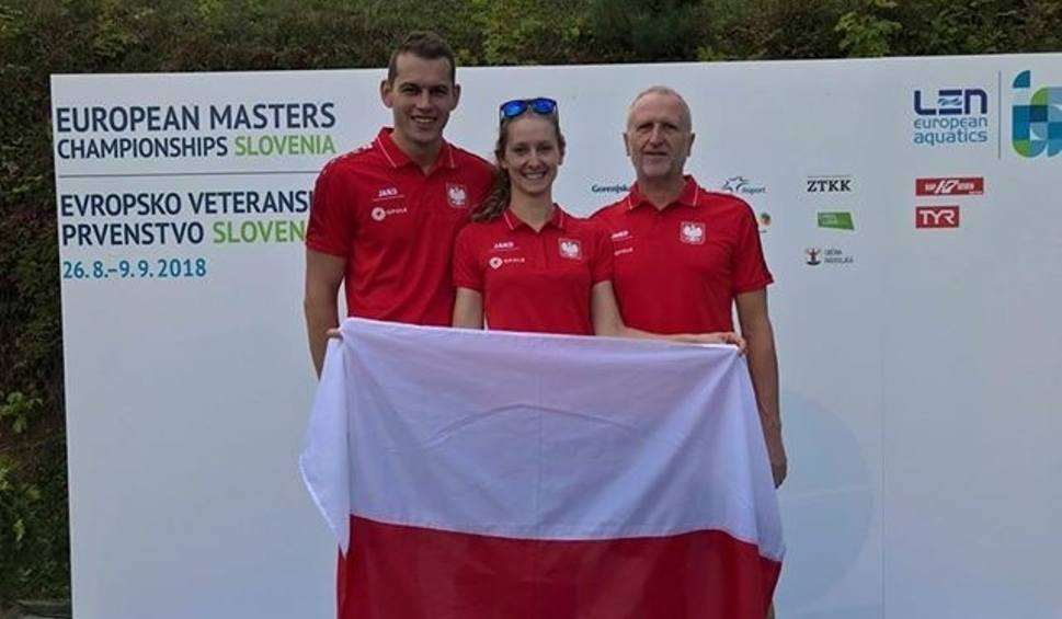 Film do artykułu: Grad medali opolskich mastersów w pływackich mistrzostwach Europy