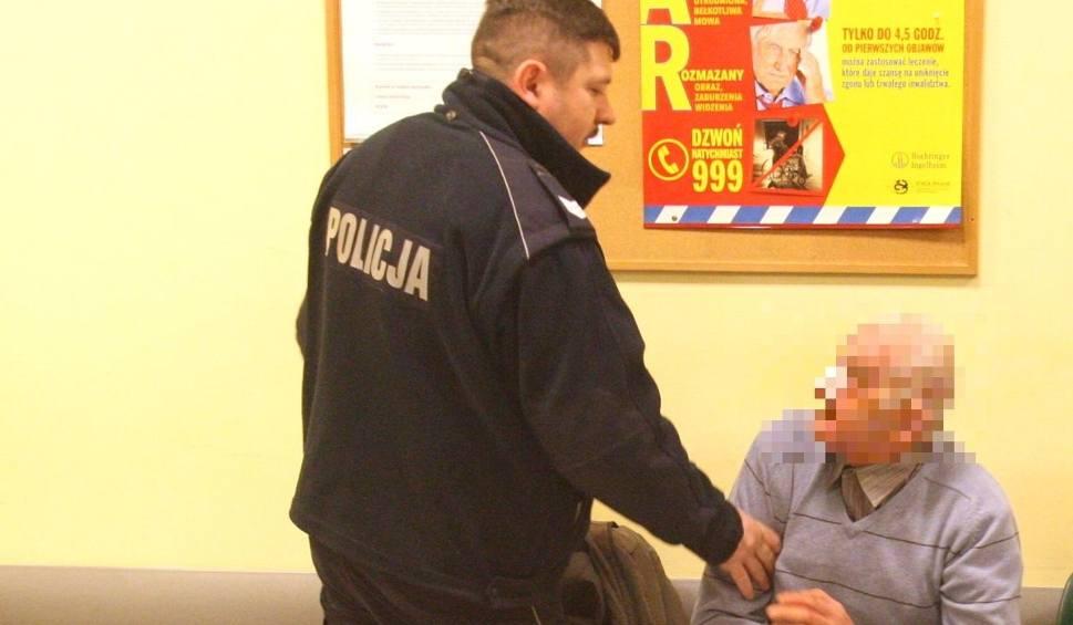 Film do artykułu: Pijany pacjent zaatakował lekarza w kieleckim szpitalu i pokiereszował mu twarz!
