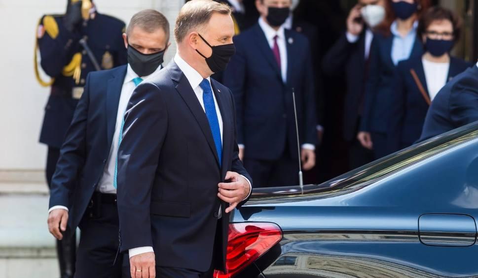 Film do artykułu: Prezydent Andrzej Duda ma koronawirusa. Potwierdził to test na obecność SARS-CoV-2. Prezydent nagrał apel do Polaków
