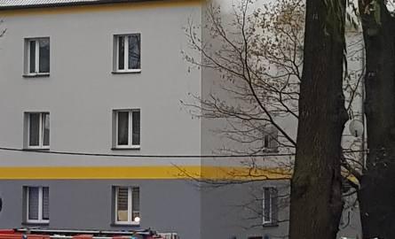 Tragedia w Brzeszczach. W pożarze mieszkania zginął starszy mężczyzna