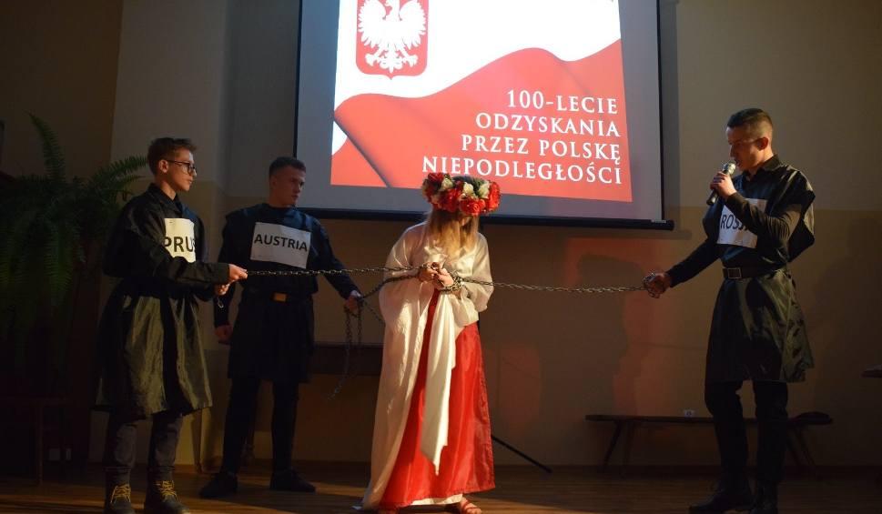 Film do artykułu: Znakomite uroczystości z okazji 100 rocznicy odzyskania przez Polskę Niepodległości w gminie Górno