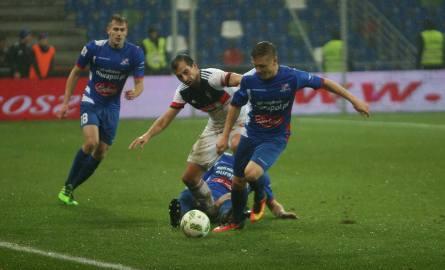 Tomasz Podgórski po raz kolejny trafił do siatki z rzutu karnego