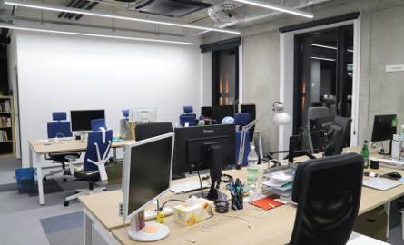 Off Piotrkowska. Biurowce Sepia Office i Teal Office oficjalnie otwarte [ZDJĘCIA]