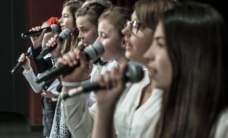 Finał Dziecięcego Festiwalu Piosenki w Międzyrzeczu.