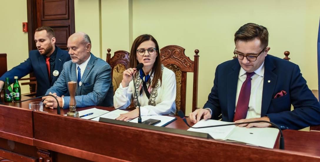 Bydgoska rada miasta rozpoczęła kolejną kadencję