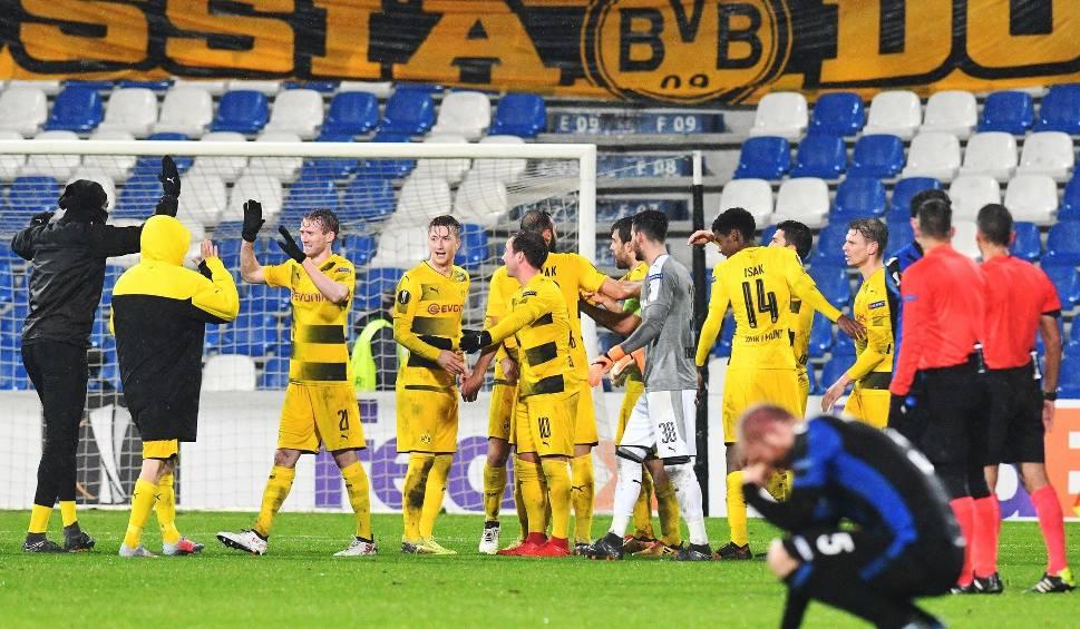 Film do artykułu: Liga Europy. BVB gra dalej, Napoli za burtą. Komplet uczestników 1/8 finału [WYNIKI]