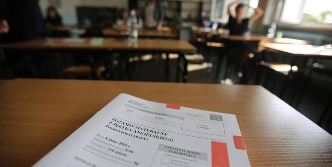 Trwa klasyfikacja uczniów. Rozdanie świadectw w piątek