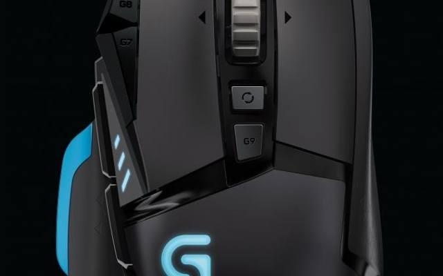 Logitech G502 Proteus Core: Mysz dla graczy