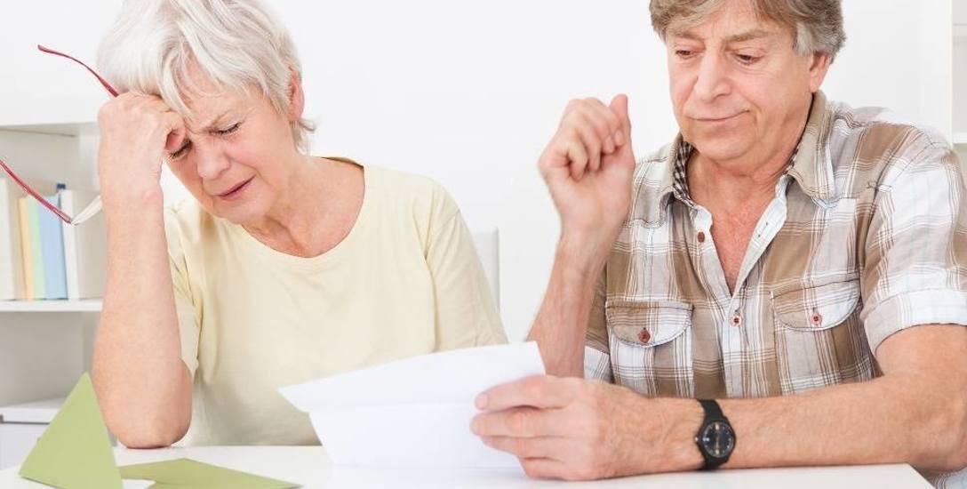 Seniorzy często bywają łatwym łupem dla oszustów