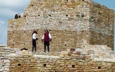 Zamek w Inowłodzu