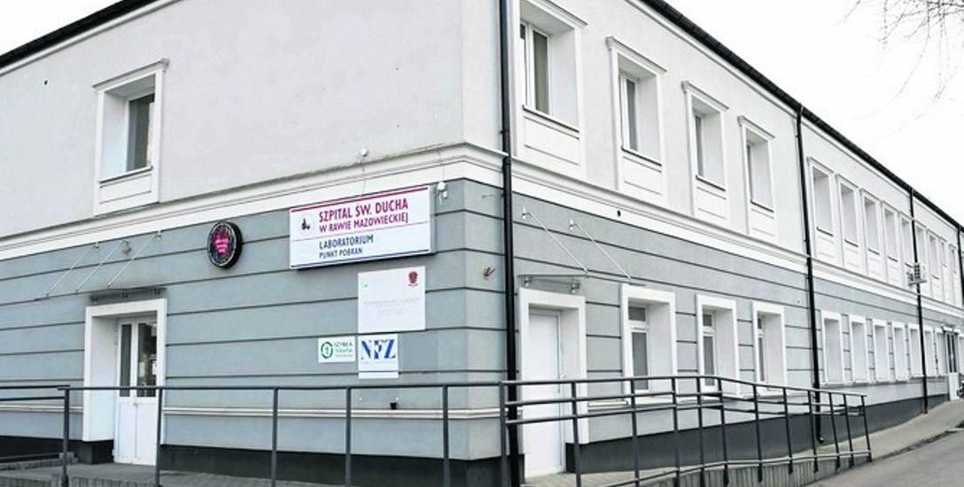 Rawski Szpital św. Ducha odbudowuje swoją pozycję, między innymi przez rozszerzanie oferty świadczeń zdrowotnych