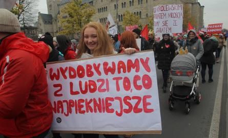 Marsz Szlachetnej Paczki w Poznaniu