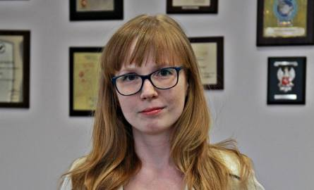 Małgorzata Korba,  rzecznik ZUS w województwie lubelskim