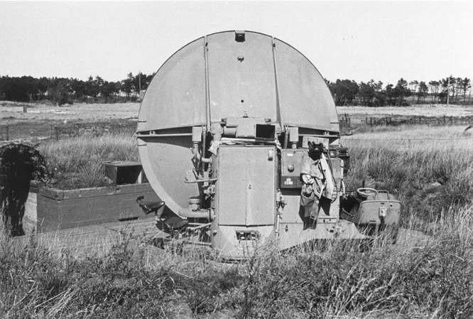 System obrony przeciwlotniczej w okolicach Kędzierzyna. To właśnie umiejscowienie takich urządzeń badali agenci wywiadu