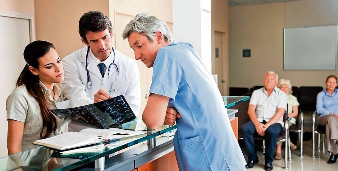 W wielu miejscach trudno jest o obsadę lekarską w pełnym wymiarze