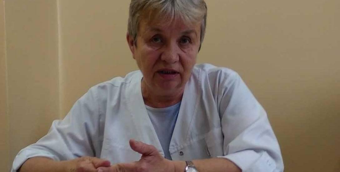 Elżbieta Bołtryk od lat kieruje poradnią przy Bema