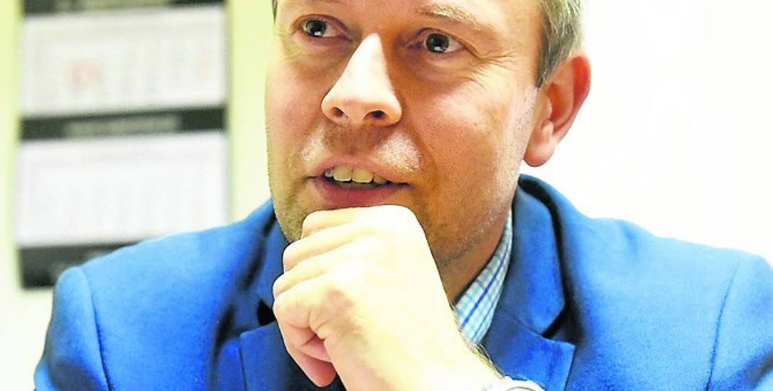 Wojciech Sołtys liczy na dobrą współpracę w nowej radzie, w której zasiądzie sześciu radnych z jego komitetu wyborczego