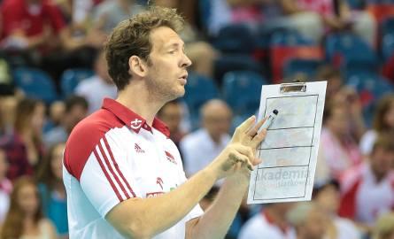 Reprezentacja Polski pod wodzą Antigi w 2014 roku została mistrzem świata